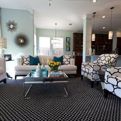 134 best images about colors on pinterest paint colors key largo and antique glass - Secret keys contemporary living room design ...