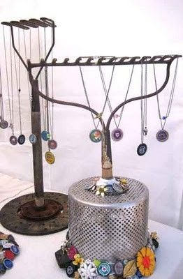 The Old Lucketts Store Blog: Jewelry display ideas part 2