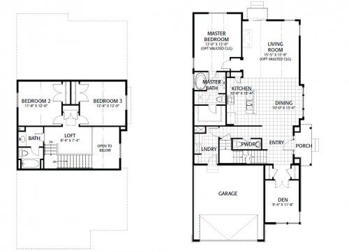1000 Images About 30 Ft Wide On Pinterest House Plans: 30 feet wide house plans