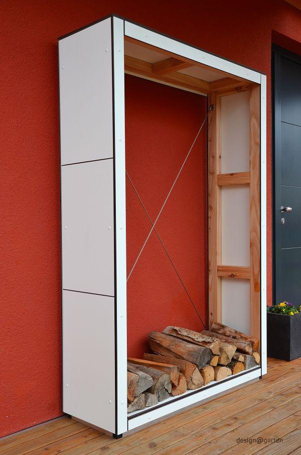 ber ideen zu kaminholzregal auf pinterest brennholzregal brennholz rack und regal buche. Black Bedroom Furniture Sets. Home Design Ideas