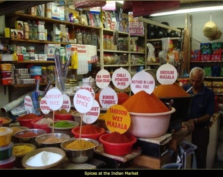 Indian Market Durban