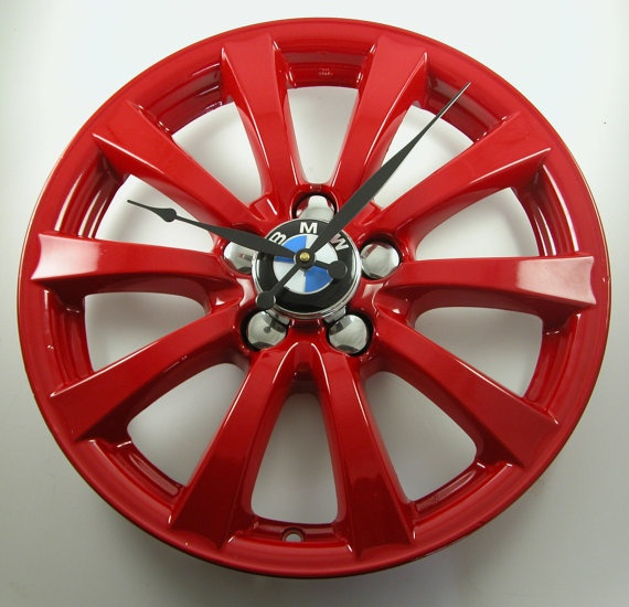 Alloy Wheel upcycled to stunning BMW / Ferrari Wheel by Vyconic, £110.00