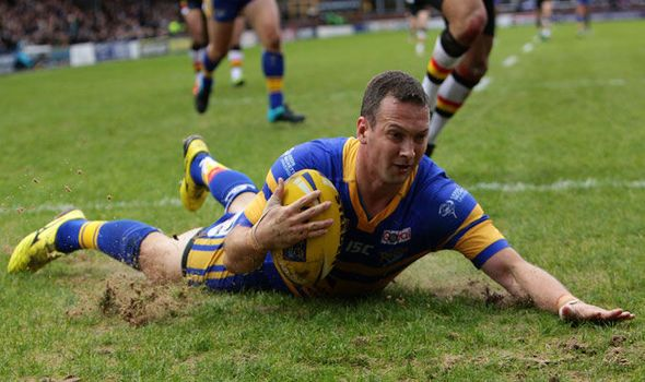 Super League Grand Final: Leeds Rhinos captain Danny McGuire aiming for perfect send-off - https://buzznews.co.uk/super-league-grand-final-leeds-rhinos-captain-danny-mcguire-aiming-for-perfect-send-off -
