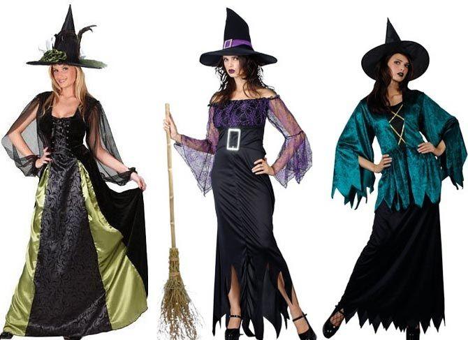 костюм ведьмы на хэллоуин - Поиск в Google