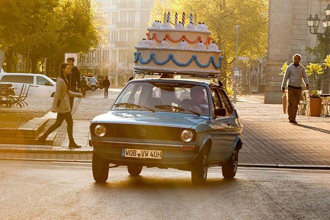 Quarentao | Volkswagen Polo completa 40 anos, sem crise da meia-idade - Blue Bus