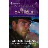 Crime Scene at Cardwell Ranch (Harlequin Intrigue) (Kindle Edition)By B.J. Daniels