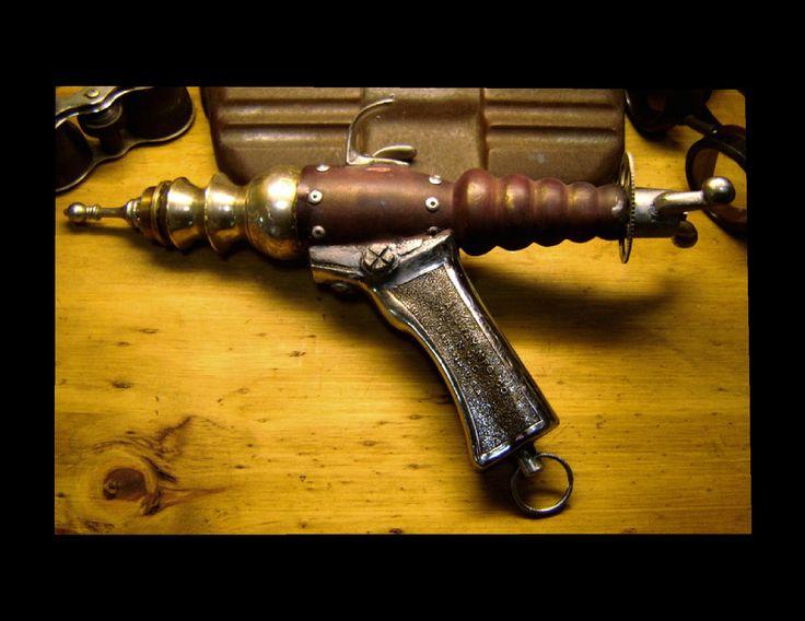 38 best dieselpunk weaponry images on pinterest