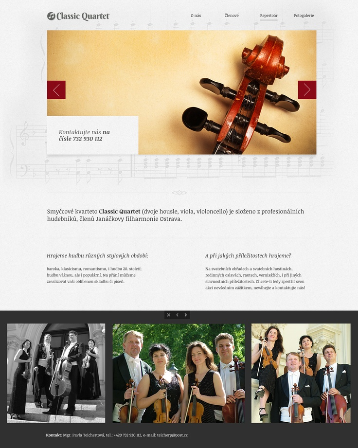 www.classic-quartet.cz