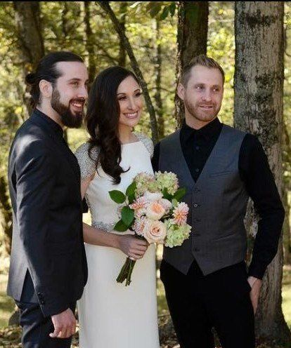 Twitter- oh my gosh since when did she get married im freaking out right now