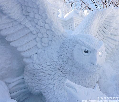 unbelievable incredible ice sculptures - Google Search