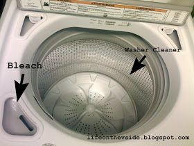 On the V Side: Fresh Laundry 2.0 [Smelly Washing Machine Solution]