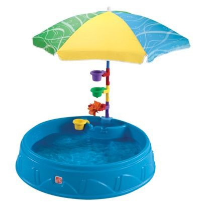 must find on sale or at the secondhand shop - Step2 Play & Shade Pool