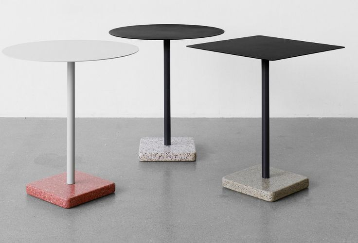 Terrazzo table from HAY