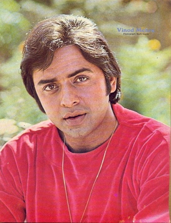 Vinod Mehra  ✿⊱╮ нαρρу вιятн∂αу╰⊰✿   It's veteran Bollywood actor Vinod Mehra's Birth Anniversary today.