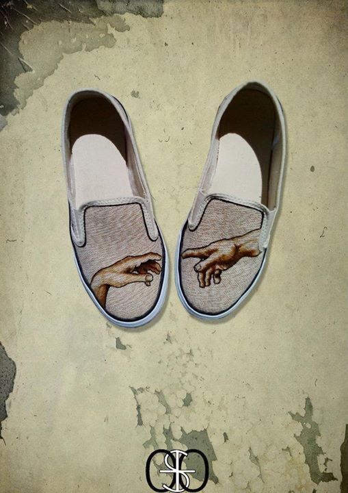 #ostoshoes #art #shoes #illustration