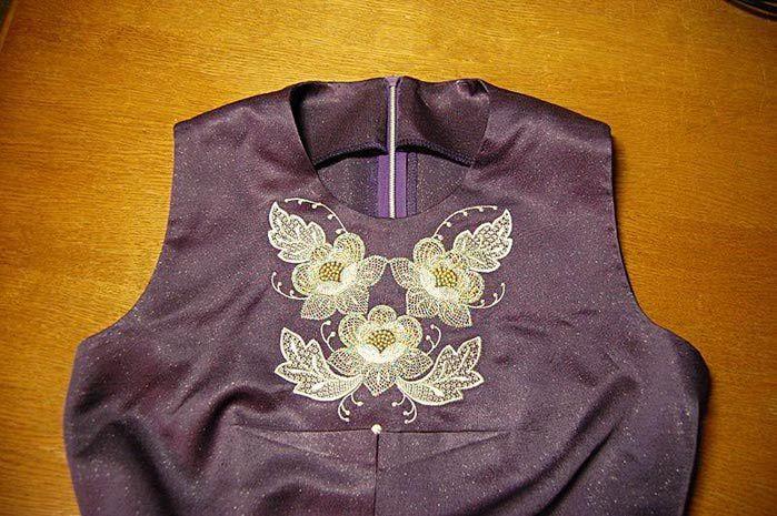 Обтачка для платья (подробный мастер-класс) » Женский Мир