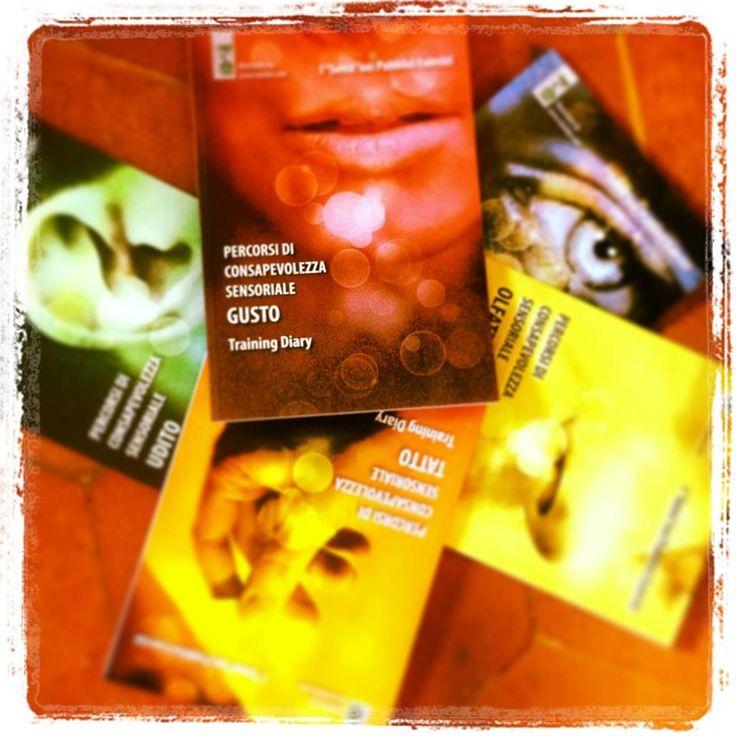 """""""Percorsi di consapevolezza sensoriale"""" - training diary"""