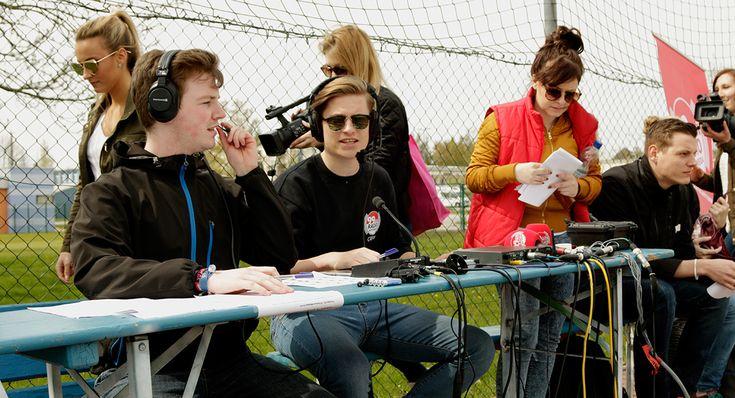 Tooor für Mittweida! | Feature über den Sportreporter-Nachwuchs bei 99drei Radio Mittweida