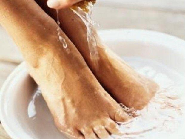 Los antibióticos para el tratamiento del hongo de las uñas en los pies