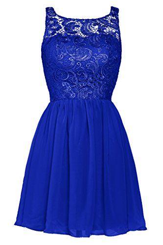 Ellames Lace Bridesmaid Short Prom Dress Homecoming Party Dresses for Juniors Royal Blue US 2 Ellames http://www.amazon.com/dp/B00U86AHQI/ref=cm_sw_r_pi_dp_AdXHwb0N1QVVC