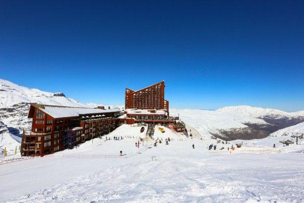 Guia Valle Nevado