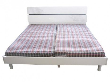For Sale Low Height Double Bed with Mattress For More Information Please Visit http://usedfurnitures.in/product/low-height-double-bed-with-mattress-1327 or www.usedfurnitures.in