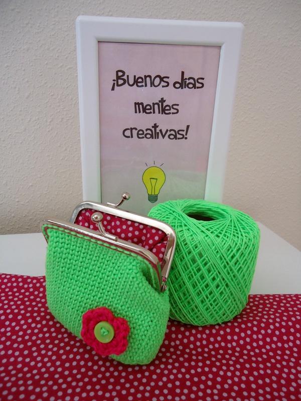 133 best Monederos y carteras a ganchillo images on Pinterest | Coin ...