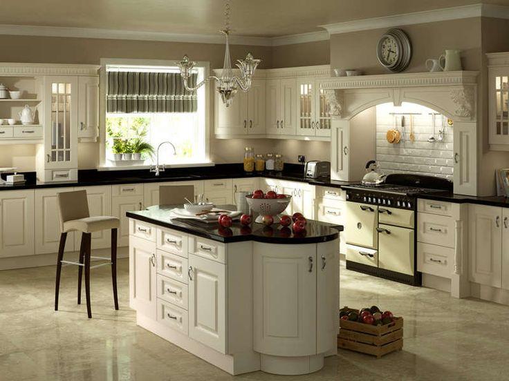 Denton Kitchen - Contemporary Kitchens