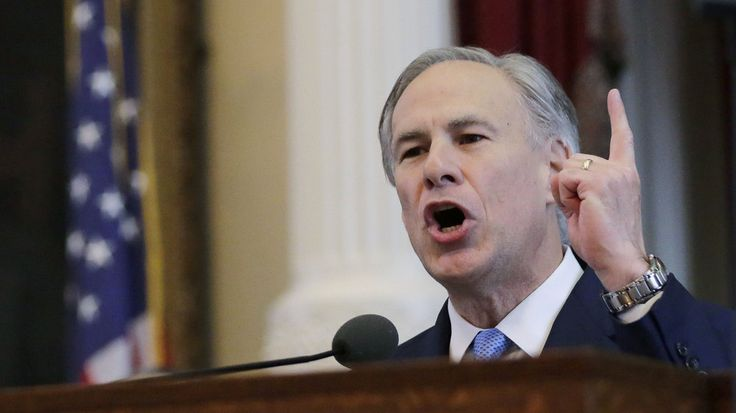 Texas Republican Gov. Greg Abbott ordered the Texas National Guard to monitor a joint U.S. Special Forces training taking place in Texas, prompting outrage from some in his own party.