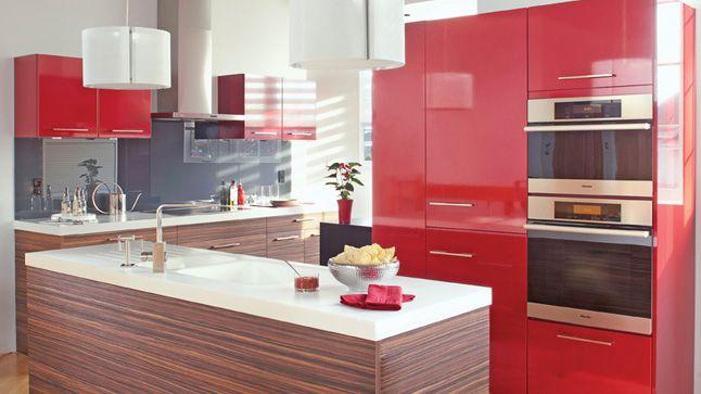 Rénovations de choc dans cette cuisine de rêve à l'assemblage atypique  Photo: Yves Lefebvre