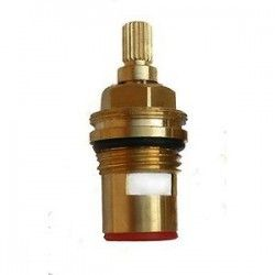 Single quarter turn tap valve - Clockwise opening