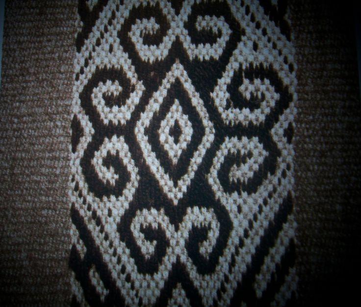 llalín Kusche, a takács pók Mapuche - Régészet, ókori és középkori történelem - Terrae Antiqvae