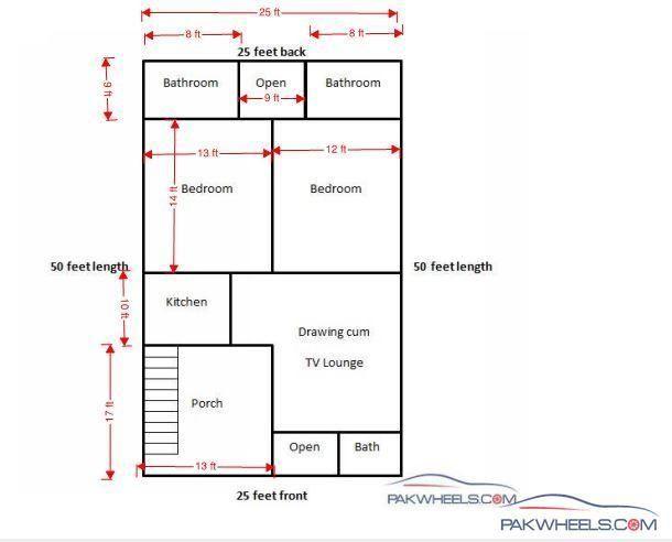 House Plan 25 X 50 Fresh 28 House Map Design 25 X 50 Of House Plan 25 X 50 Luxury 28 House Map Design 25 X 50 House Map Home Map Design House Plans