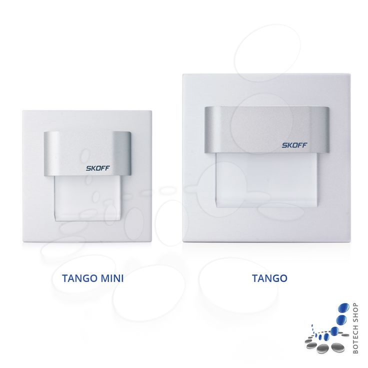 Tango and Tango Mini - two sizes of the Tango Line