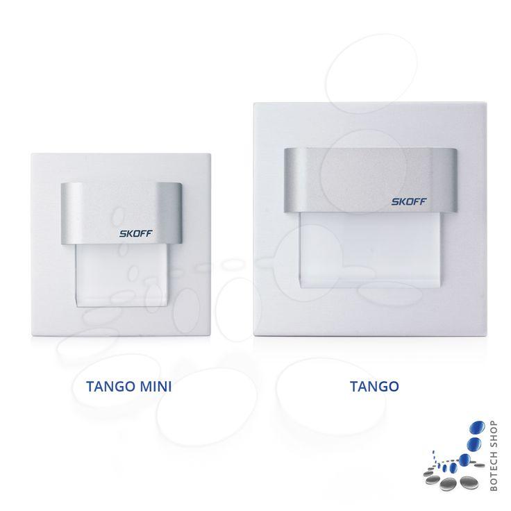 Tango and Tango Mini - two sizes of the Tango Line