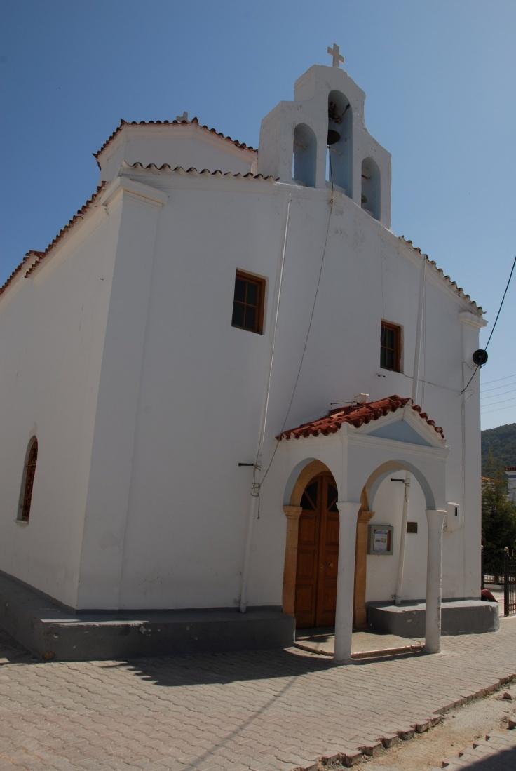 Church in Agistri