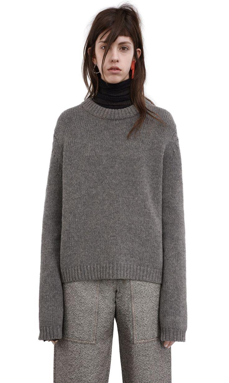 Saidy Wool, Dark Grey Melange, 1200x 001
