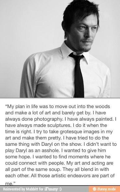 love Norman Reedus