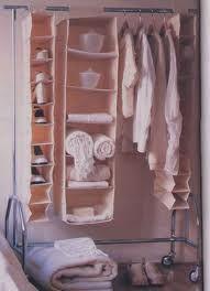 + Тканевое хранилище для одежды