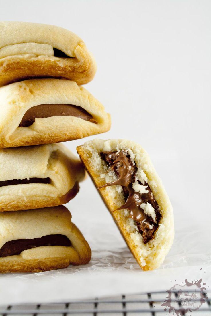 Sablés au chocolat façon Kangoo | J'amène le dessert
