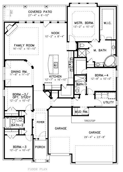 Village Builders Savoy 5124 House Plans Pinterest