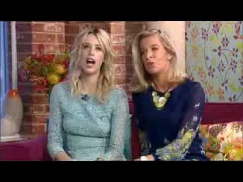 Peaches Geldof owns Katie Hopkins This Morning - YouTube
