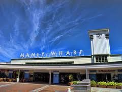 Manly Ferry Wharf