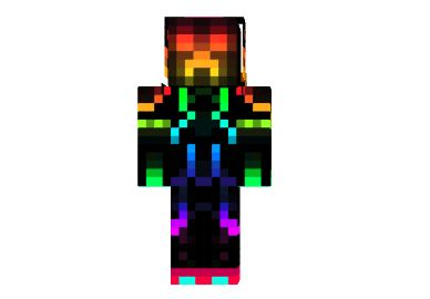 awesome minecraft creeper skin!