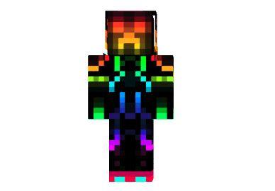 awesome minecraft creeper skin!