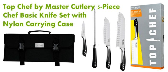 Professional+Chef+Knife+Set+with+Bag+Reviews+and+Guide+2017