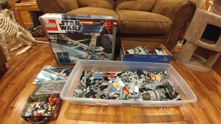 LEGO Star Wars MEGA LOT of 11 Sets- Bulk- 10227 (2),10186,9495,8095,7965