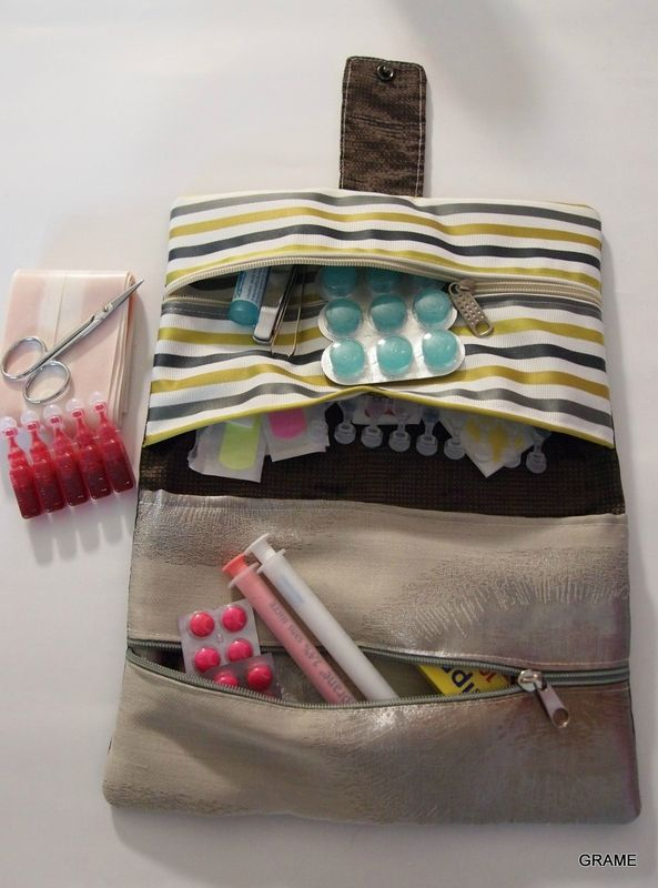 17 best ideas about trousse pharmacie on pinterest for Mallette couture enfant