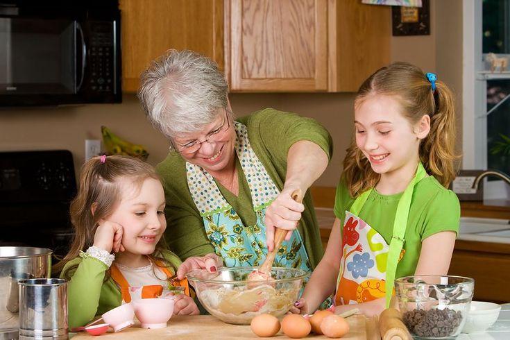 Sütés-főzés a nagymamával - PROAKTIVdirekt Életmód magazin és hírek - proaktivdirekt.com