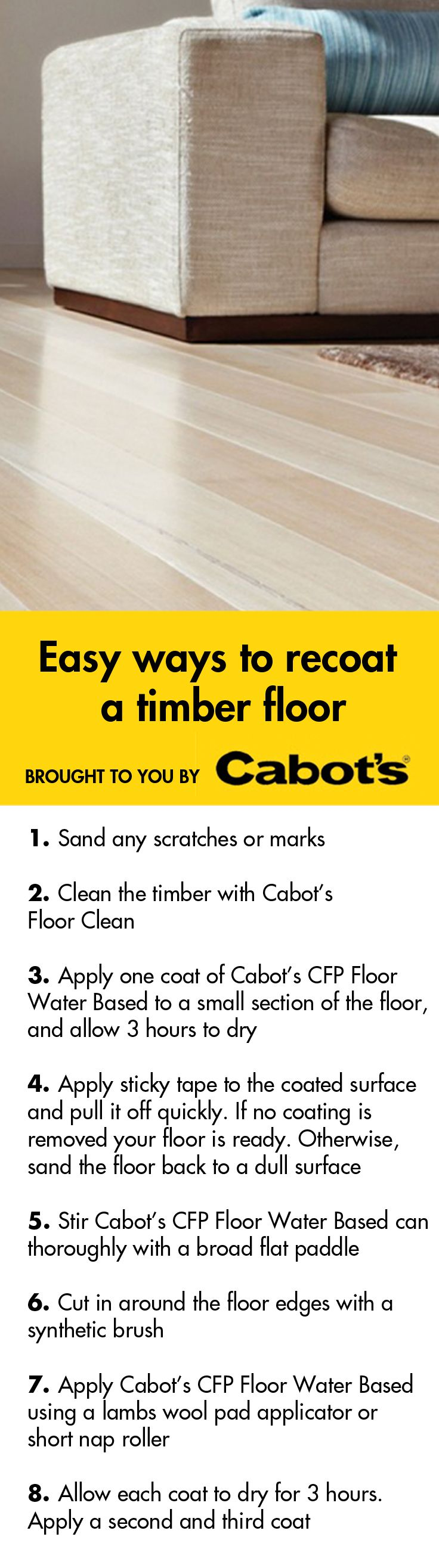 Could your #timber floors do with a touch up? #Easter